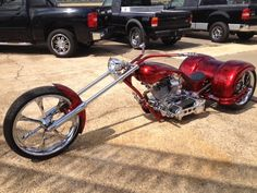 Custom Built Motorcycles : Chopper