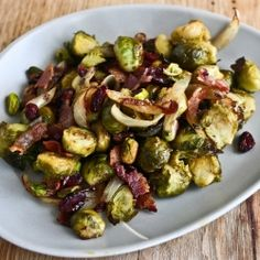 Pistaccio Bacon Brussell Sprouts