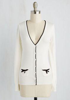 Flawlessly Polished Cardigan $44.99 AT vintagedancer.com