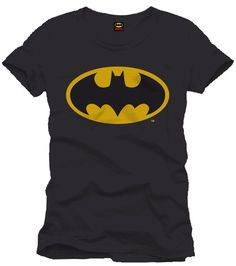 - High quality t-shirt - Officially licensed - Material: Cotton Batman Logo, Batman T Shirt, Superhero Logos, Gotham City, Horror, Super Hero Costumes, High Quality T Shirts, Collar Styles, Black Spot