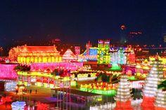 Harbin International Ice & Snow Festival: China's 'Coolest' Festival