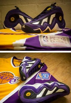 "adidas Crazy 97 EQT Elevation ""1997 Kobe Dunk Contest"" Sneaker (Detailed Images)"