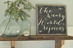 between you & me| holiday house walk 2014| the weary world rejoices