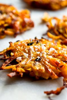 Butternut Squash and Sage Latkes: View this and hundreds of other vegetarian recipes in the New York Times Eat Well Recipe Finder. Vegetarian Recipes, Cooking Recipes, Healthy Recipes, Kosher Recipes, Healthy Food, Hanukkah Food, Hanukkah Recipes, Hannukah, Latkes Hanukkah