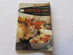 Good Housekeeping Appetizer Book Vintage Recipes ***ALSO SEE Vintage Jewelry at: http://MyClassicJewelry.com/shop
