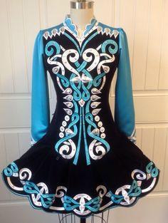**Prime Dress Designs**Irish Dance Solo Dress Costume**