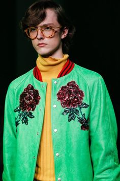 Find out the latest eyewear trends at the Spring 2017 Menswear shows!