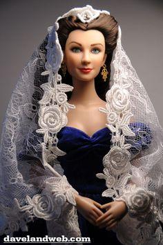 Scarlett O'Hara barbie doll OMG OMG OMG O M G. I NEED IT