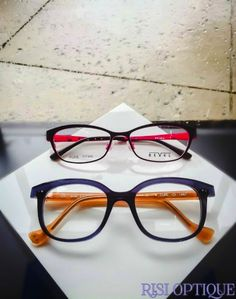 7f790df11a03 Anne et Valentin Cure and bevel Blue Stem. Fashion Eye GlassesColor ...