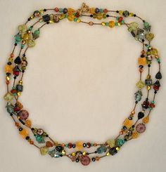 Love Beads by Janet Planet