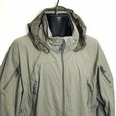 Patagonia PCU Level 5 Gen II Military Jacket M Medium Softshell Performance Hood Man Clothes, Level 5, Softshell, Gore Tex, Patagonia, Military Jacket, Hooded Jacket, Rain Jacket, Windbreaker