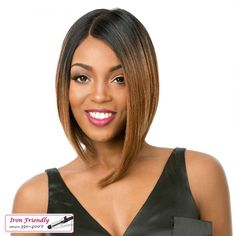 It's A Wig! Lace Front Wig – Abby | COLOR: TT2730