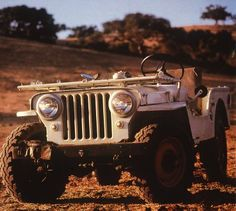 #Willys #Jeep CJ, we don't need any extra bits! #OffRoad #Adventure #Explore #Fun #Challenge #HardAtWork #4x4