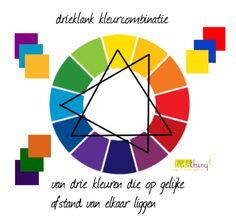 drieklank-kleurcombinatie #colorcombination #kleurcombinatie Colour Combinations Fashion, Color Combinations For Clothes, Fashion Colours, Colorful Fashion, Color Combos, Color Schemes, Color Harmony, Winter Mode, Love Sewing