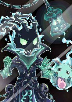 LoL - Thresh and Poro