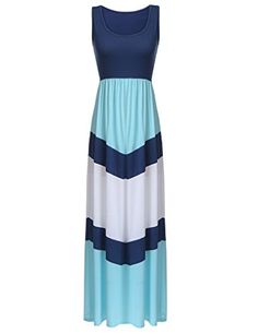 Blue,L Summer Dresses For Women Clearance Boho Backless Printing Sleeveless Long Dress Summer Beach Dress For Anniversary,Party,Valentines Day