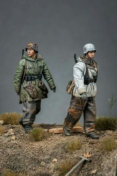 Military Diorama Art Model Maker Miniature Figurines Hobby Craft Figure Painting Scale Models Bolt Action Miniatures Dioramas