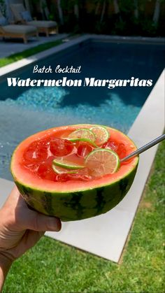 Holiday Drinks, Party Drinks, Fun Drinks, Yummy Drinks, Healthy Drinks, Watermelon Alcoholic Drinks, Fruity Alcohol Drinks, Beverages, Refreshing Summer Drinks