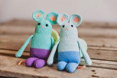 Little crocheted amigurumi mouse crochet mouse toy EUR) by LehandmadeShop Crochet Mouse, Crochet Amigurumi, Amigurumi Toys, Crochet Dolls, Crochet Baby, Crocheted Toys, Modern Cross Stitch, Cross Stitch Designs, Cross Stitch Patterns