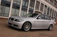 Fotku čerstvě přezutého BMW nám poslal Robert Hlava.