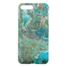 Blue Stone iPhone 8 Plus/7 Plus Case -nature diy customize sprecial design