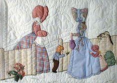 "MEG - ""Gentlewomen Bonnet Girls Relatives & Friends""  Neighbors.  Variation #4."