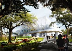 Google reveals new site for Mountain View headquarters by BIG and Heatherwick.