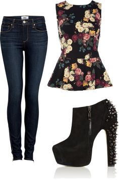 """""""untitled"""" by sarahzimmerling ❤ liked on Polyvore"""