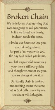 ♥ ♥ ♥it is not one more day without my daughter, but one day closer to that great Resurrection Morning when we will all be together again. Love you, Laura!
