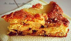 Torta+ananas+e+noci Love Cake, Lasagna, Tiramisu, French Toast, Breakfast, Ethnic Recipes, Food, Lasagne, Breakfast Cafe