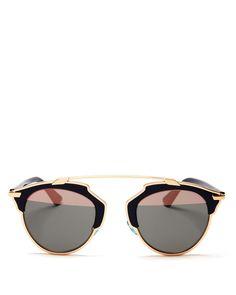 Dior So Real Sunglasses | Bloomingdale's