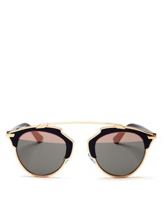 Dior So Real Sunglasses | Bloomingdale's