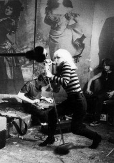 Blondie at CBGBs/NYC