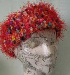 crochet pillbox hat 400x428 100 Unique Crochet Hats