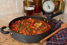 Mulligan Stew Recipe   Hobos used to make this in Britt, Iowa at Britt Hobo days when I grew up.   Made in a big black pot over the fire stirred with a wooden board....pretty sure the FDA would frown on this today.   ha