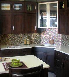 Kitchen Cabinets Espresso Finish kitchen craft creates a rich, luxurious look with their espresso