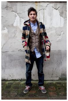 50 Men's Street Style Outfits For Cool Guys | http://stylishwife.com/2014/03/mens-street-style-outfits-for-cool-guys.html