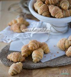 Mini Nusshörnchen - Das Küchengeflüster