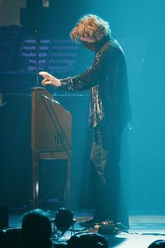 Jean Michel Jarre - Tour 2011 - Brno (CZE) #Jarre #JMJ
