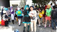 Our staff had an entertaining and colorful time working on the Anime and Comic Convention in Los Angeles. Just another example of how we deliver what our clients expect from us. You pick the project and we will provide you with our fantastic staff. It's just that easy. #anime #comicconvention #comic #cosplay #events #eventstaffing #eventstaffingservices #eventservices #eventjob #eventstaff #corporateevent #sales #salestaff #salestaffing #promostaff #productlaunch #promotions