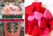Love Bean Frappuccino | Starbucks Secret Menu