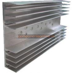 Radiator aluminu, 100x100mm - 131324