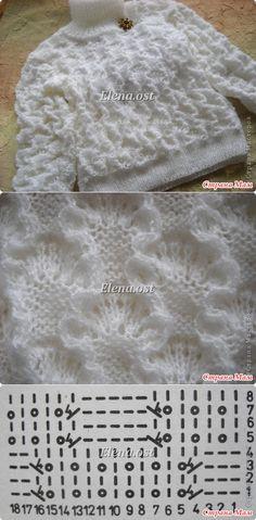 Белые и пушистые - Вязание - Страна Мам