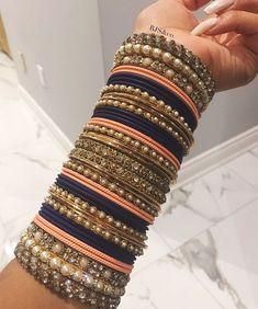 Indian Bridal Jewelry Sets, Bridal Bangles, Wedding Jewelry, Bridal Jewellery, Bridal Necklace, Wedding Accessories, Fashion Accessories, Hair Accessories, Diy Schmuck
