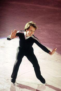 Scott Hamilton Skating | Scott Hamilton in the 1980s