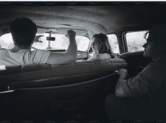 garrett hedlund, kristen stewart and sam riley in on the road-Wmag