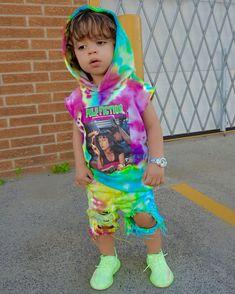 "27.7 mil curtidas, 388 comentários - Masons.World (@masons.world_) no Instagram: ""Blessing Your Timeline 🏄🏼♂️ . . Custom Top & Shorts @OverTheTopKidz Kicks @whats_on_yourfeet 🔌"" Cute Little Girls Outfits, Cute Baby Boy Outfits, Kids Outfits Girls, Cute Baby Clothes, Toddler Outfits, Toddler Boy Fashion, Cute Kids Fashion, Black Baby Boys, Cute Mixed Babies"