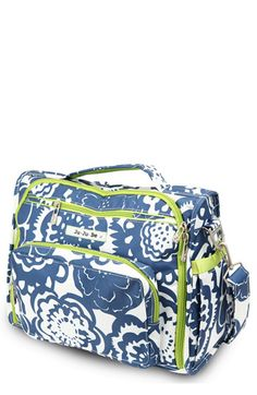 Ju ju be diaper bags are the best ever!!! Got one in this print on the way to momma!!! :)