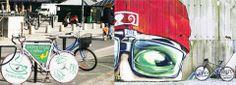 Ecovelo, votre vélo publicitaire, du street-marketing responsable. - Ecovelo