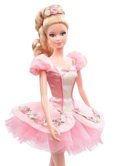 Mattel Barbie BDH12 - Collector Ballet Wishes Doll 2014, Sammlerpuppe…
